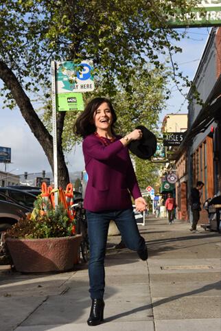 Dr. Susan Bernstein, PhD